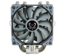 SCYTHE SCMG-5100 (MUGEN 5 rev B) Dual Fan H.P.M.S. II Heat Pipe CPU Cooler AM4