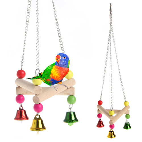 Bird Swinging Stand