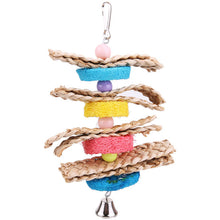 Chewing Toy With Hanging Swing Bell