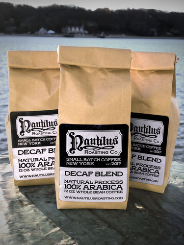 Decaf Blend - Natural Water Process