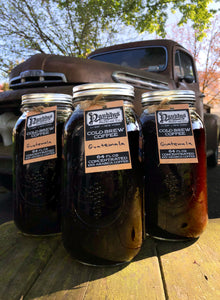64 oz Cold Brew Concentrate - Guatemala