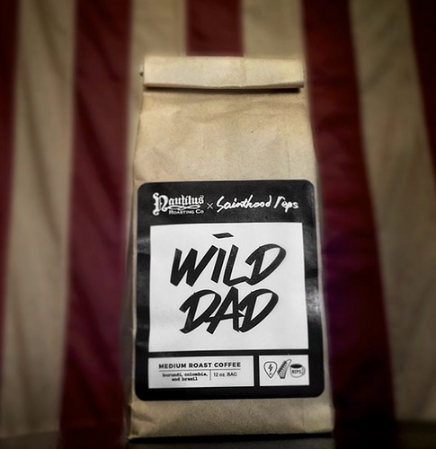 Wild Dad Blend - Nautilus RoastingxSainthood Reps