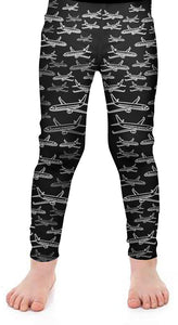 737 Kids Leggings