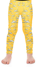 747 Kids Leggings