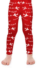 KC-135 Santa Kids Leggings