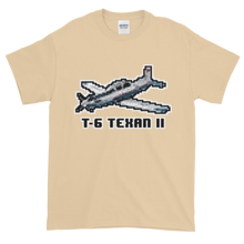 T-6 Texan 8bit Shirt