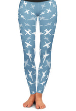 A-10 Silhouette Yoga Leggings