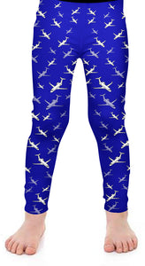 CRJ-200 Kids Leggings