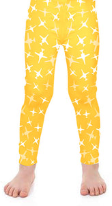 B1 Kids Silhouette Leggings