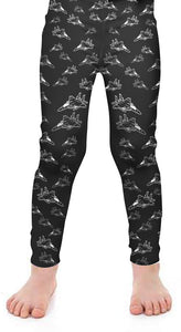 F-15 Kids Leggings