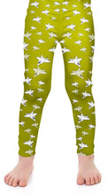 F-22 Kids Detailed Leggings