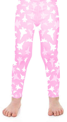 Fighter 3 Kids Silhouette Leggings