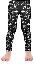 KC-135 Kids Leggings