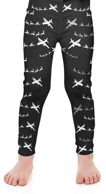 Cargo 1 Santa Kids Leggings