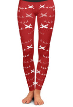 C-130 Santa Leggings