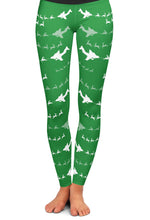 C-17 Santa Leggings