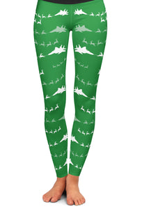 F-15C Santa Leggings