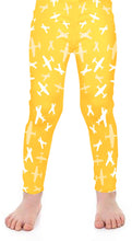 P-51 Silhouette Kids Leggings