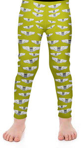 Pilot Wings Kids Leggings