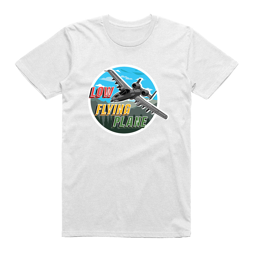 Low Flying Plane Shirt