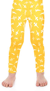 T-38 Silhouette Kids Leggings