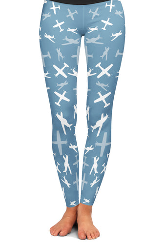 T-6 Silhouette Yoga Leggings