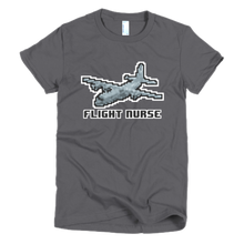 Women's Flight Nurse 8 bit Shirt