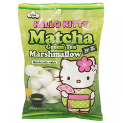 Marshmallows - green tea matcha