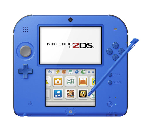 Nintendo 2DS - Blue - 99Japan