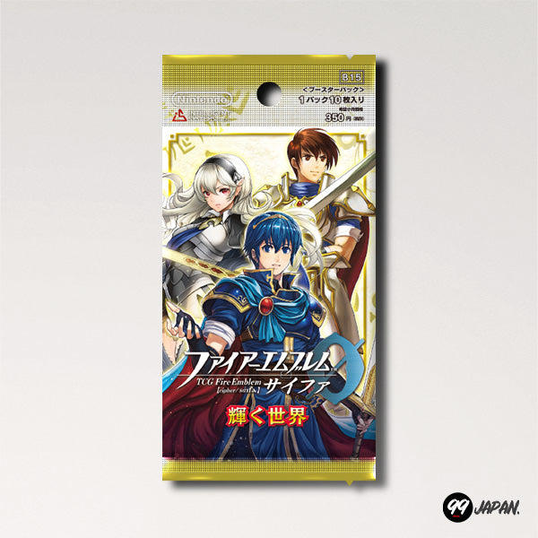 Fire Emblem Cipher - Series 15 Booster Pack - 99Japan