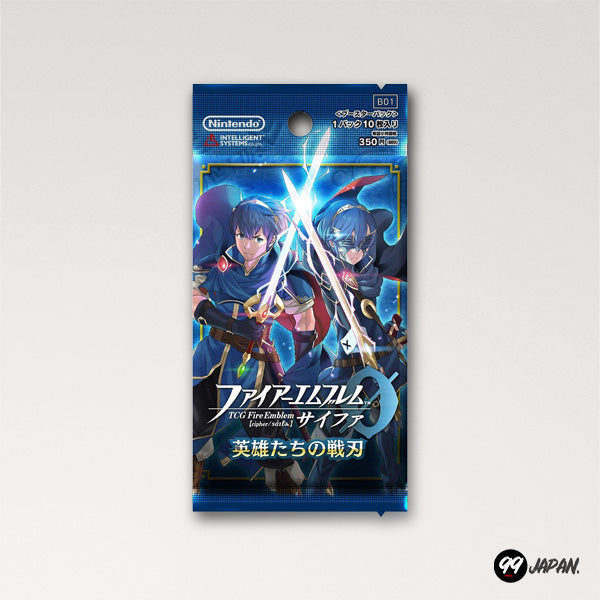 Fire Emblem Cipher - Series 1 Booster Pack - 99Japan