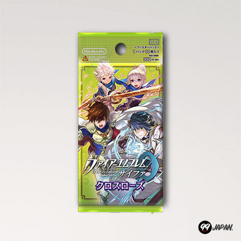 Fire Emblem Cipher - Series 10 Booster Pack - 99Japan