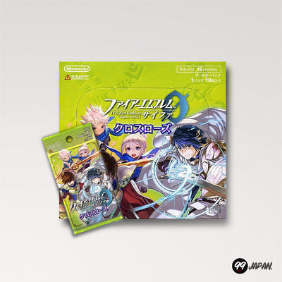 Fire Emblem Cipher - Series 10 Booster Box (16 packs) - 99Japan