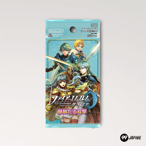 Fire Emblem Cipher - Series 11 Booster Pack - 99Japan