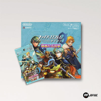 Fire Emblem Cipher - Series 11 Booster Box (16 packs) - 99Japan