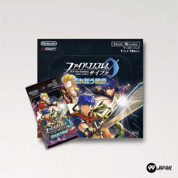 Fire Emblem Cipher - Series 12 Booster Box (16 packs) - 99Japan