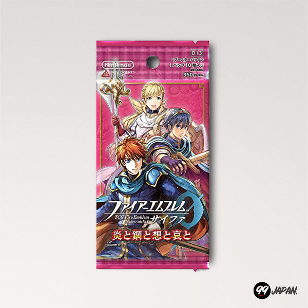 Fire Emblem Cipher - Series 13 Booster Pack - 99Japan