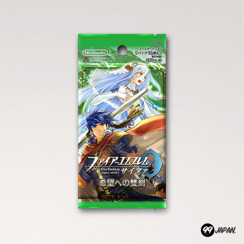 Fire Emblem Cipher - Series 3 Booster Pack - 99Japan