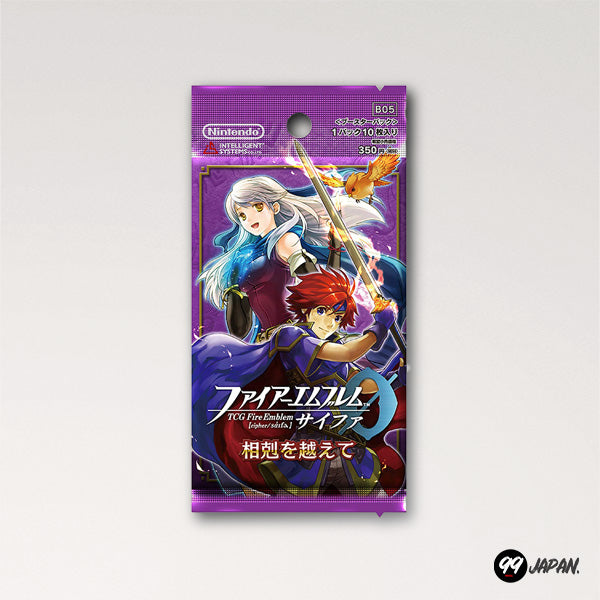 Fire Emblem Cipher - Series 5 Booster Pack - 99Japan