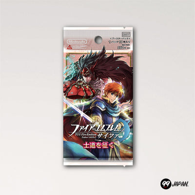 Fire Emblem Cipher - Series 7 Booster Pack - 99Japan