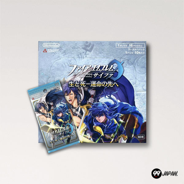 Fire Emblem Cipher - Series 8 Booster Box (16 packs) - 99Japan