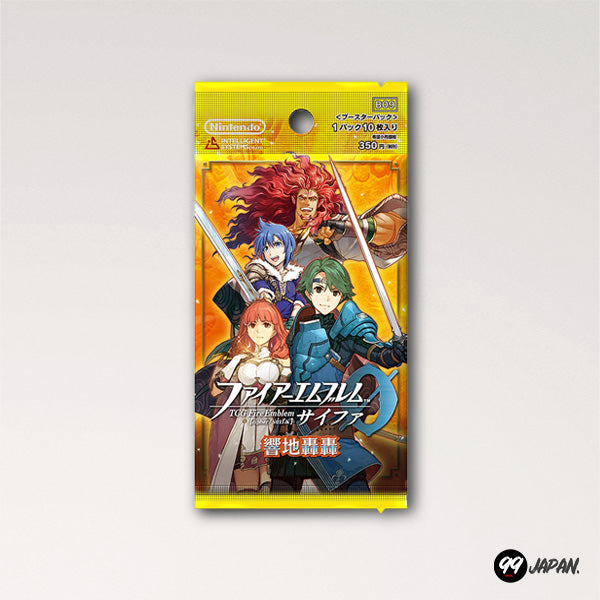 Fire Emblem Cipher - Series 9 Booster Pack - 99Japan