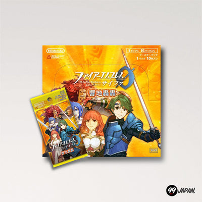 Fire Emblem Cipher - Series 9 Booster Box (16 packs) - 99Japan