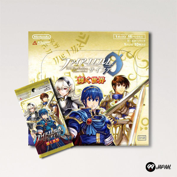 Fire Emblem Cipher - Series 15 Booster Box (16 packs) - 99Japan