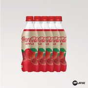 Coca Cola - Apple