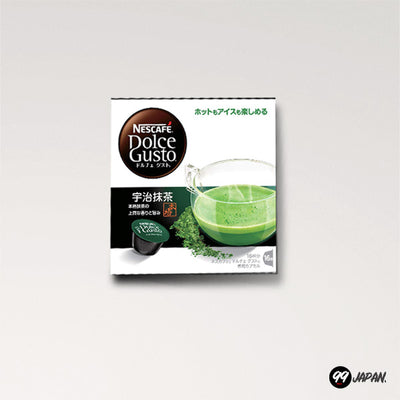 Dolce gusto - Uji matcha tea - 99Japan