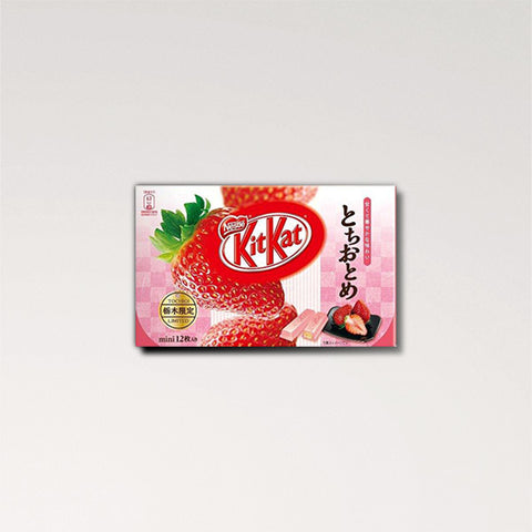 Kit Kat Mini - Tochigi Strawberry - 99Japan