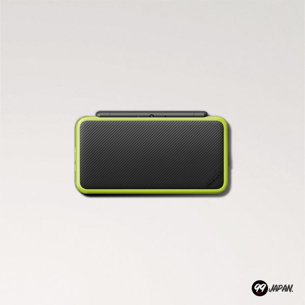 New Nintendo 2DS LL - Black × Lime - 99Japan