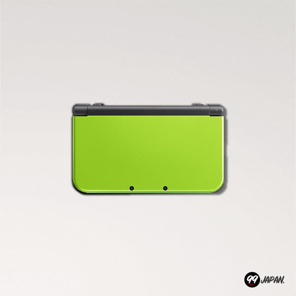 New Nintendo 3DS LL - Lime × Black - 99Japan