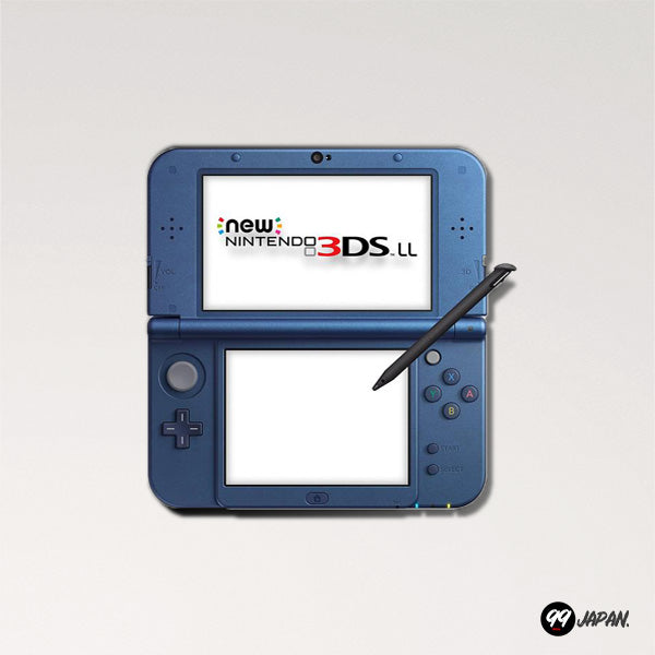 New Nintendo 3DS LL - Metallic Blue - 99Japan